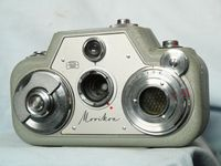 Zeiss Ikon Movikon 8B Clockwork Cine Camera - Nice-